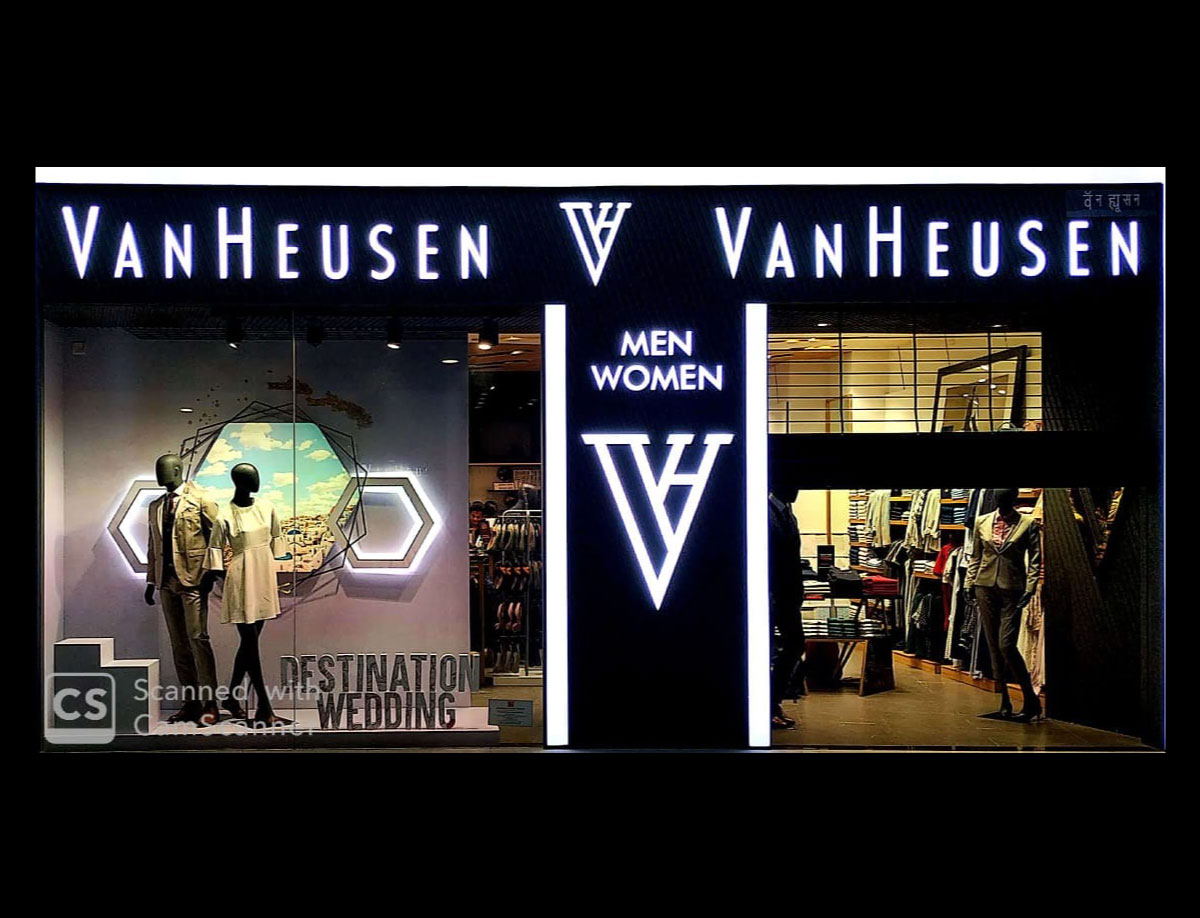 VAN HEUSEN DESTINATION WEDDING