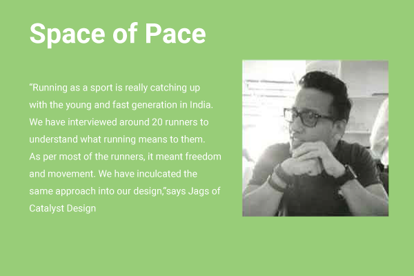 Space of Pace