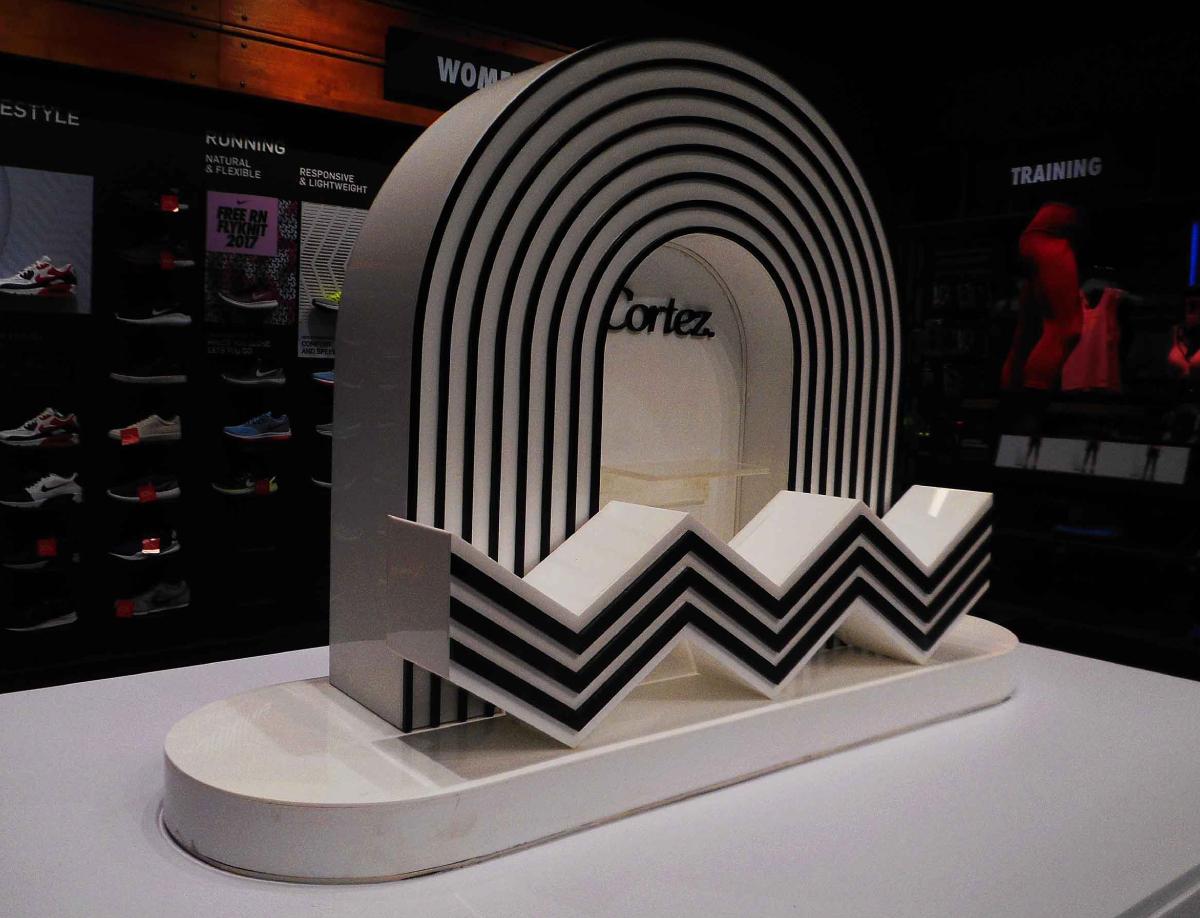 Nike Cortez Initiative