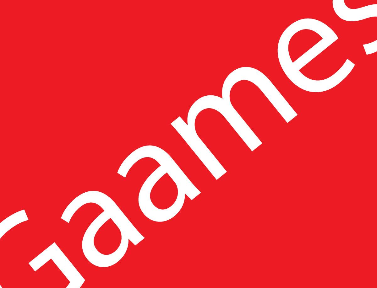 AJINKYA RAHANE LOGO FOR GAAMES PVT. LTD.