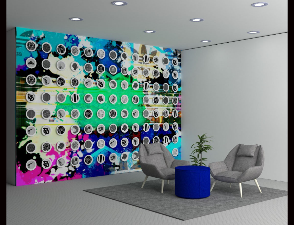 Adidas Store Lounge Concept