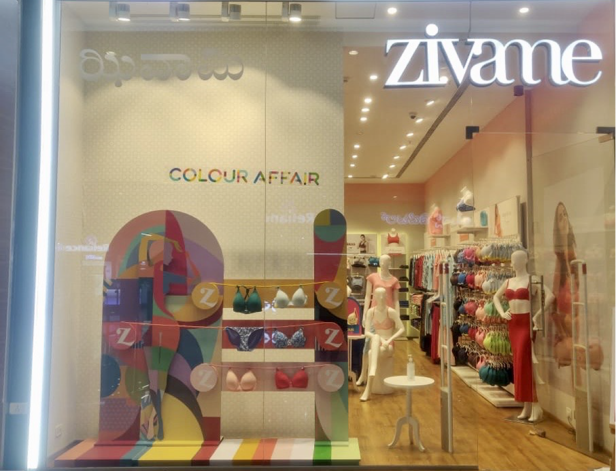 Zivame Seasonal Window Launch
